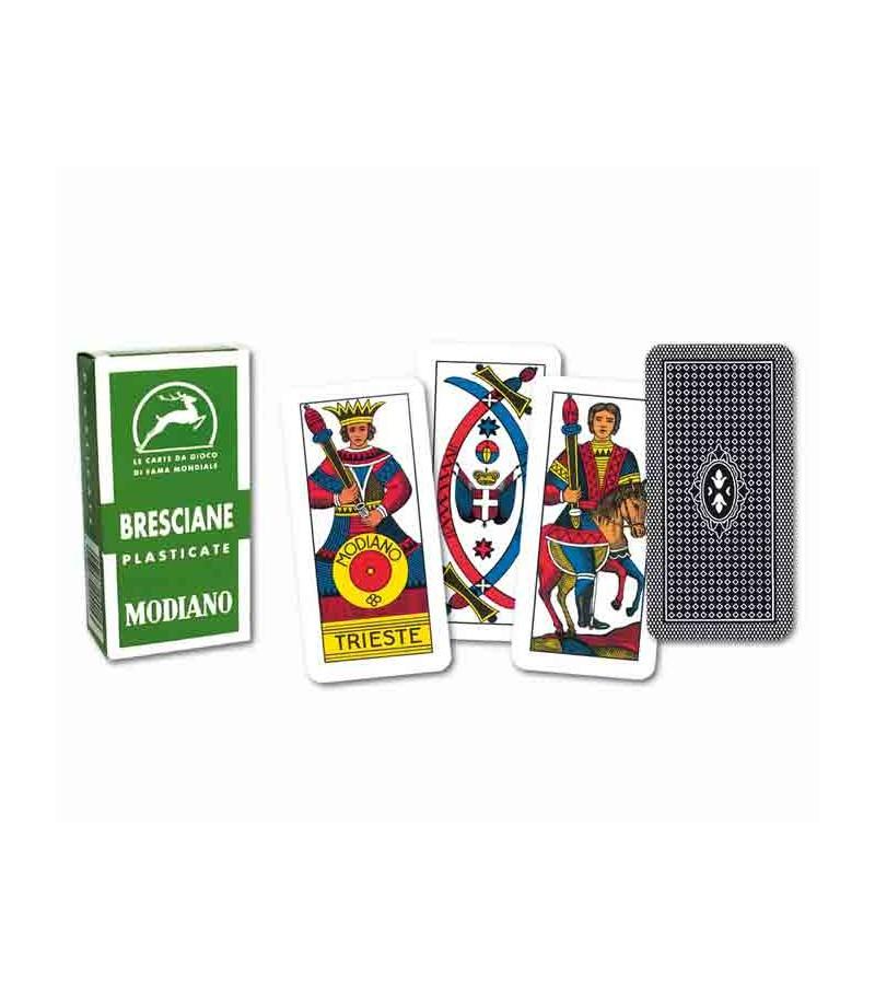 Bresciane Playing Cards