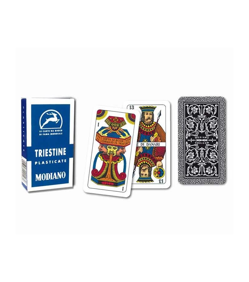 Triestine Playing Cards
