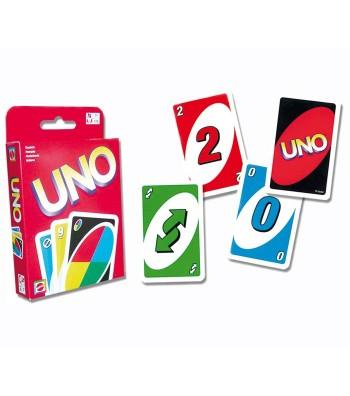 """Carte da Gioco """"Uno"""""""