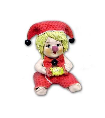 Ceramic Baby Clown