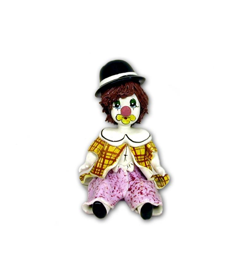 Ceramic Micro Clown