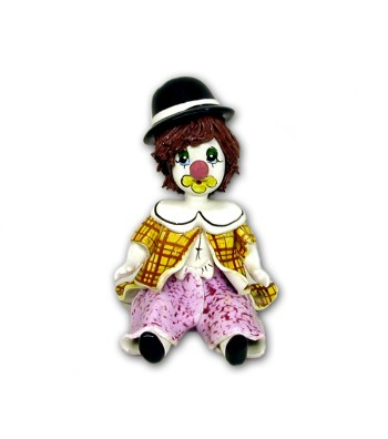 Ceramic Micro Clown