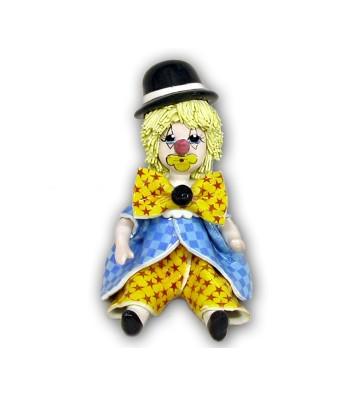 Clown Micro in Ceramica