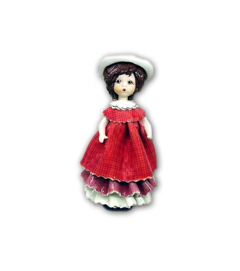 Ceramic Micro Doll