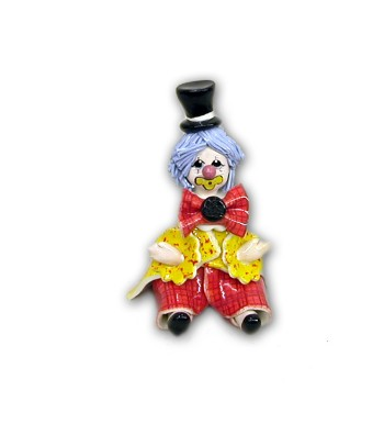 Clown Mignon in Ceramica