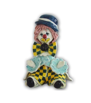 Ceramic Clown Mignon
