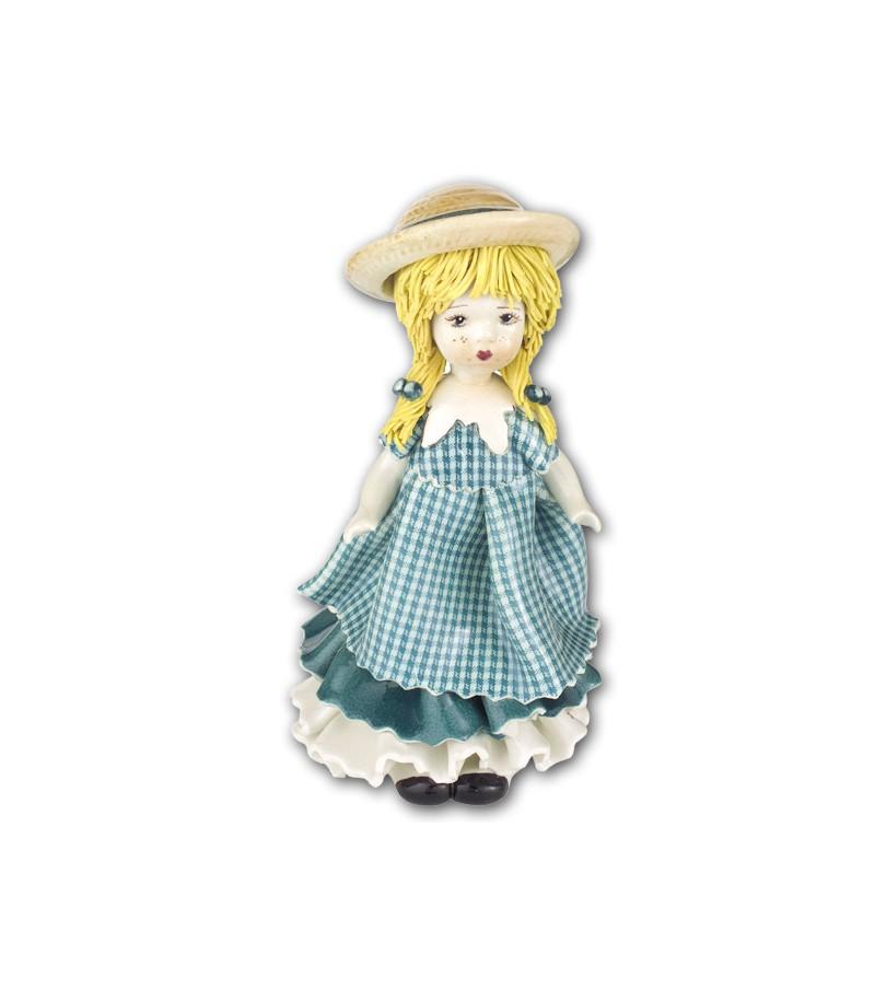 Bambola Micro in Ceramica