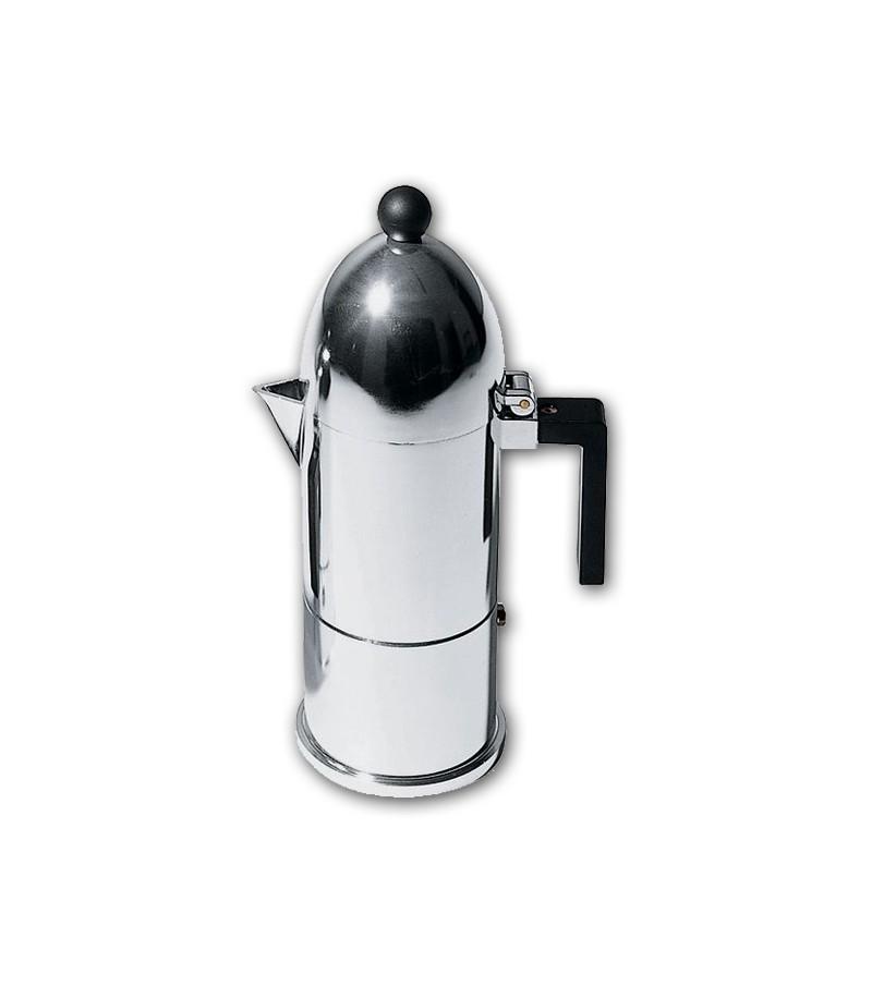 espresso coffee maker 1cup La Cupola design Aldo Rossi