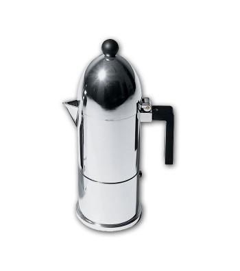 espresso coffee maker 6 cups La Cupola Aldo Rossi