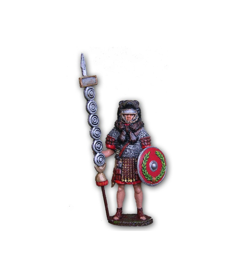 Roman Legionary soldier made in tin-based alloy