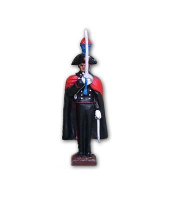 Soldatino Carabiniere eseguito in lega a base di Stagno