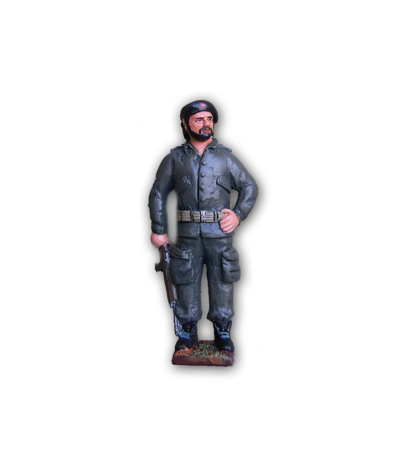 Soldatino Che Guevara eseguito in lega a base di Stagno