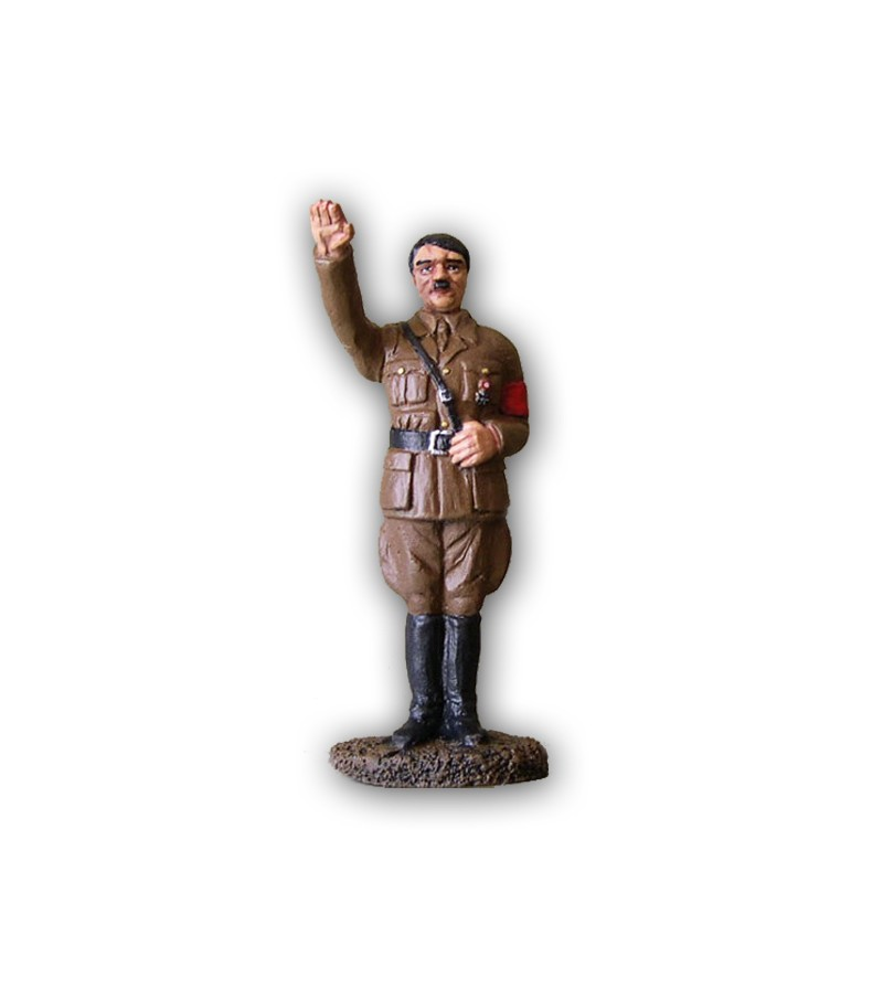 Hitler soldier made in tin-based alloy