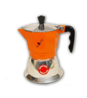 Induction coffee maker