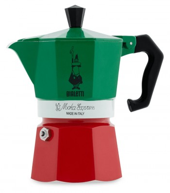 Espresso coffee maker model Italia