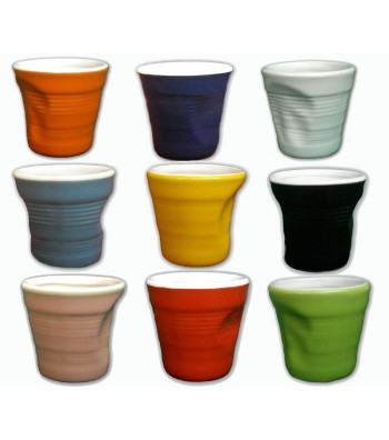 Bicchierini Colorati Stropicciati