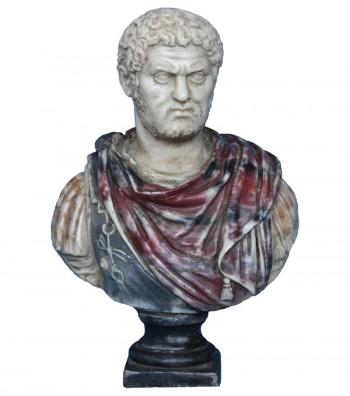 Busto Imperatore Caracalla