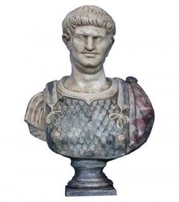 Bust Roman Emperor Nerone