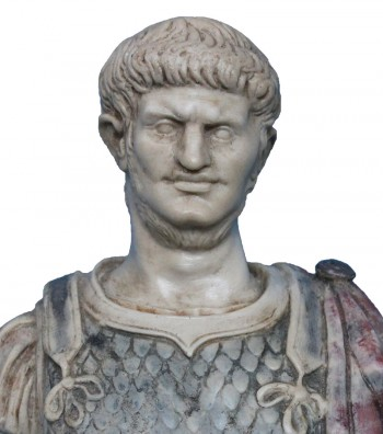 Nerone face detail