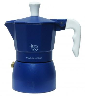 """Espresso coffee maker model """"Coccinella"""""""