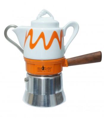 """Espresso coffee maker model """"Goccia"""""""