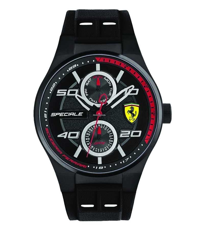 """Orologio Ferrari Analogico Multifunzione """"Speciale"""""""