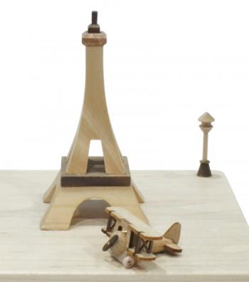 Tour Eiffel Music Box