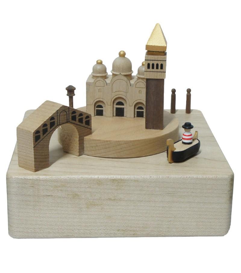 Carillon in legno