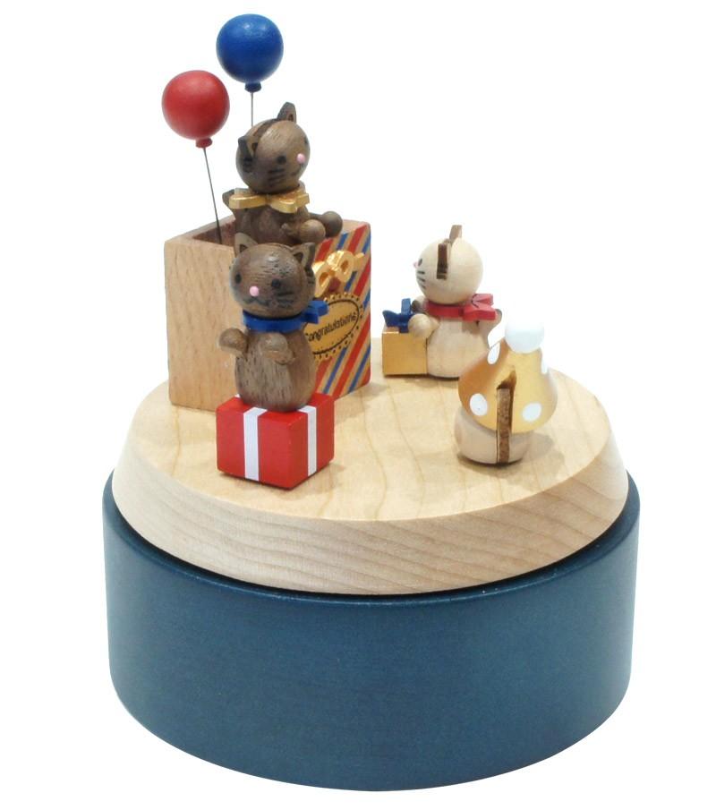 Carillon in legno Congratulazioni