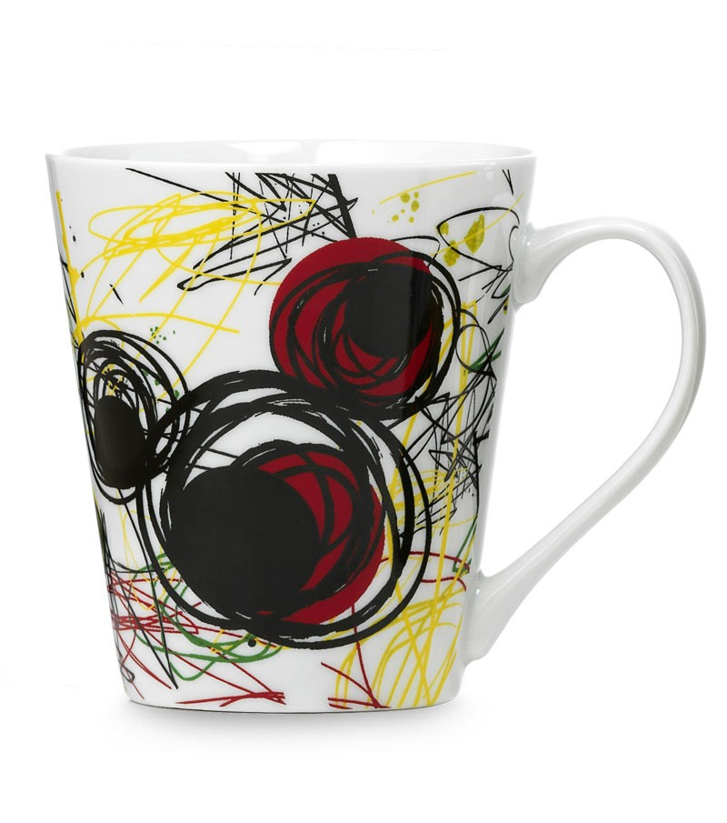 mug Mickey Mouse graffiti