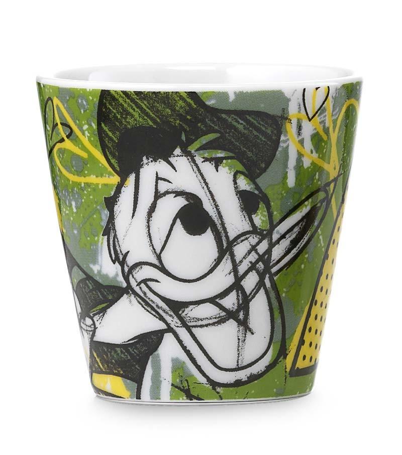 Donald espresso shot