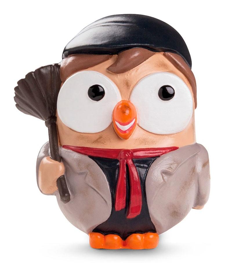 "ceramic figurine goofo ""Chimney Sweep"""