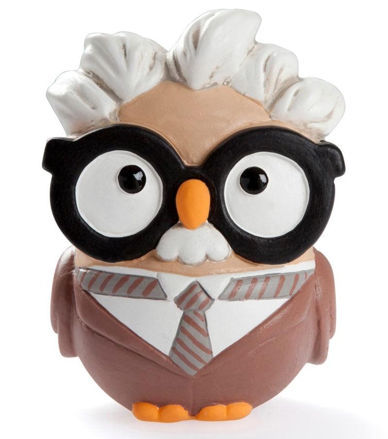 """ceramic figurine goofo """"Albert Einstein"""""""