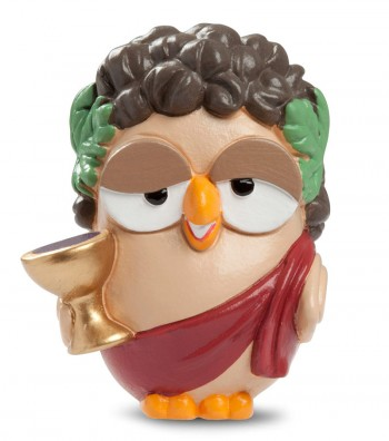 "ceramic figurine Goofo ""Bacco"""