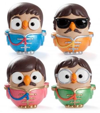 """ceramic figurine goofi """"Beatles"""""""