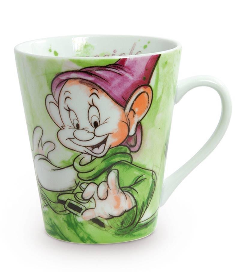 Dopey 7 dwarfs mug