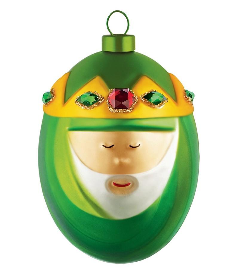 palla di Natale Melchiorre design Marcello Jori