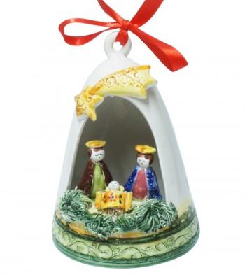 "Green ""Bell"" Nativity"