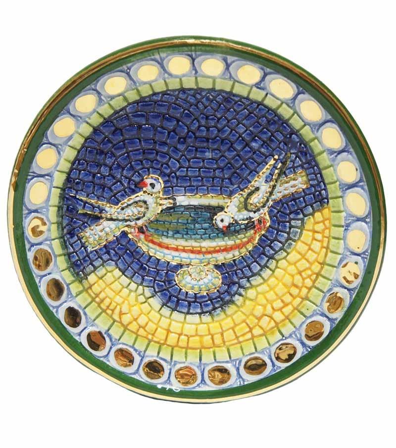 Doves plate