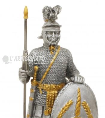 Dettaglio armatura soldato romano