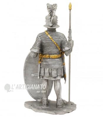 Armatura soldato romano parte posteriore
