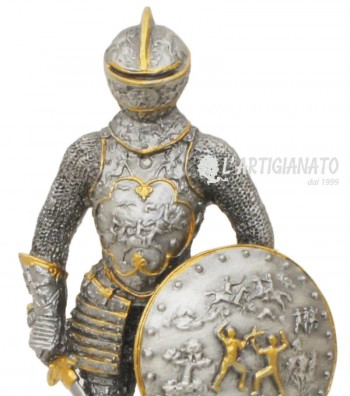 Detailed ancient Greece armor