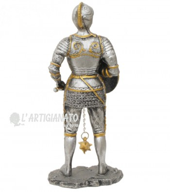 Armor with mace back