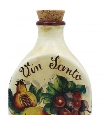 Bottiglia per il vino da vicino