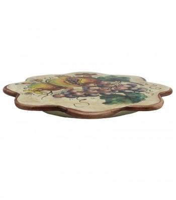 Appoggia pentola in ceramica orizzontale