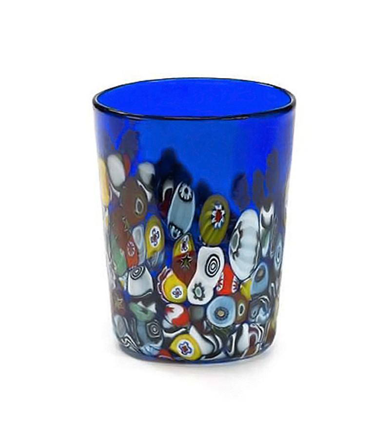 Bicchiere SanMarco Liquore blu