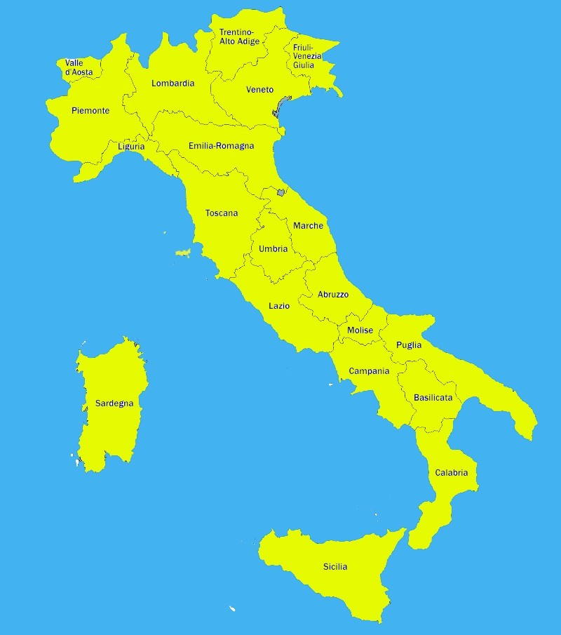 Italian Region