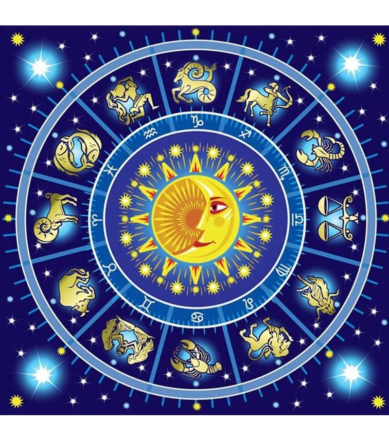 Ceramic tiles zodiac signs