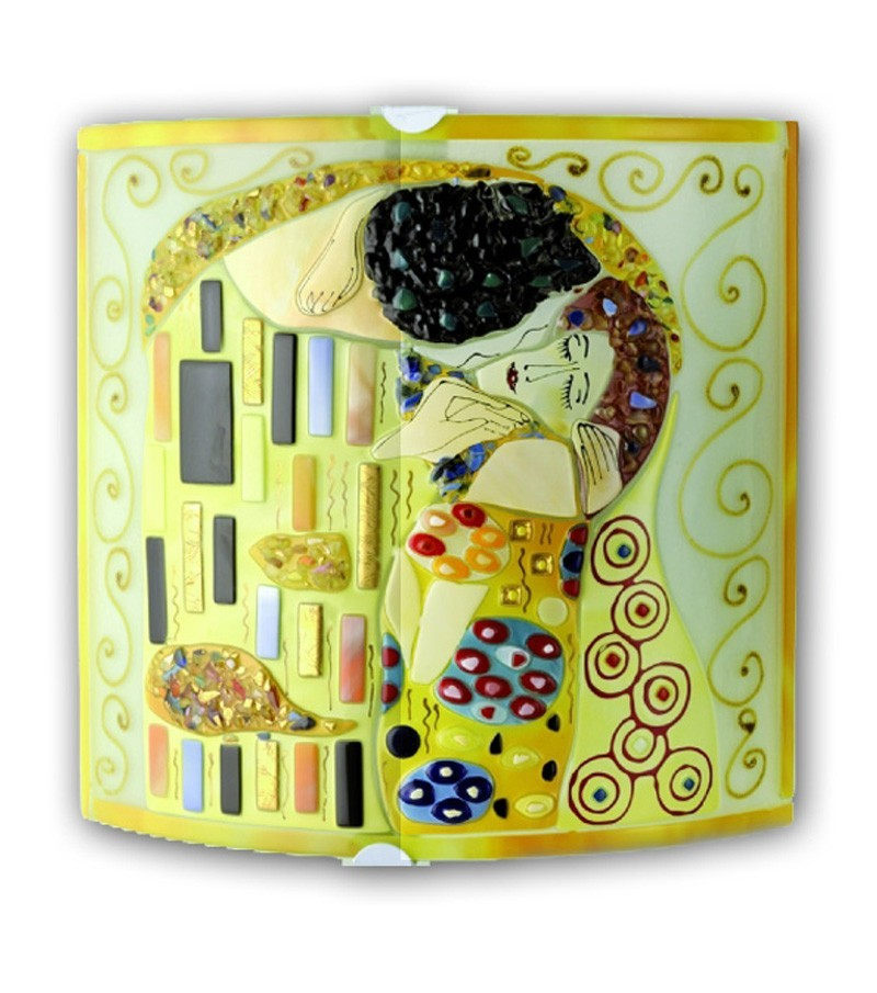 Vetro artistico Linea Klimt