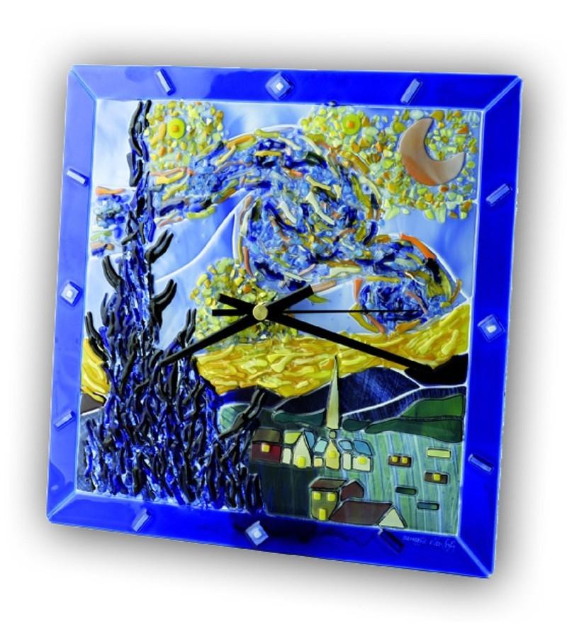 Vetro artistico Linea Van Gogh